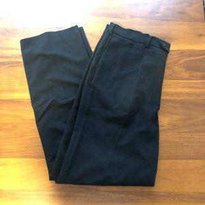 Monterey Club Black Men's Dress Pants 36